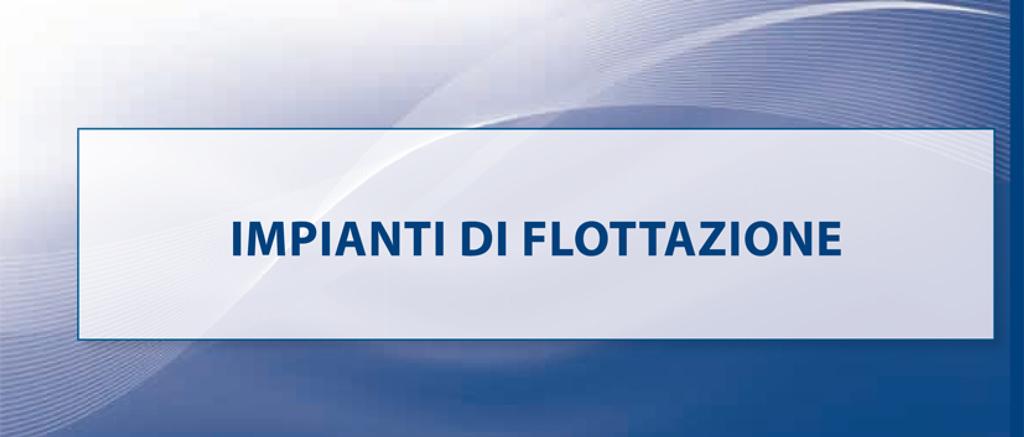 Flottatori | DEPURTECNICA