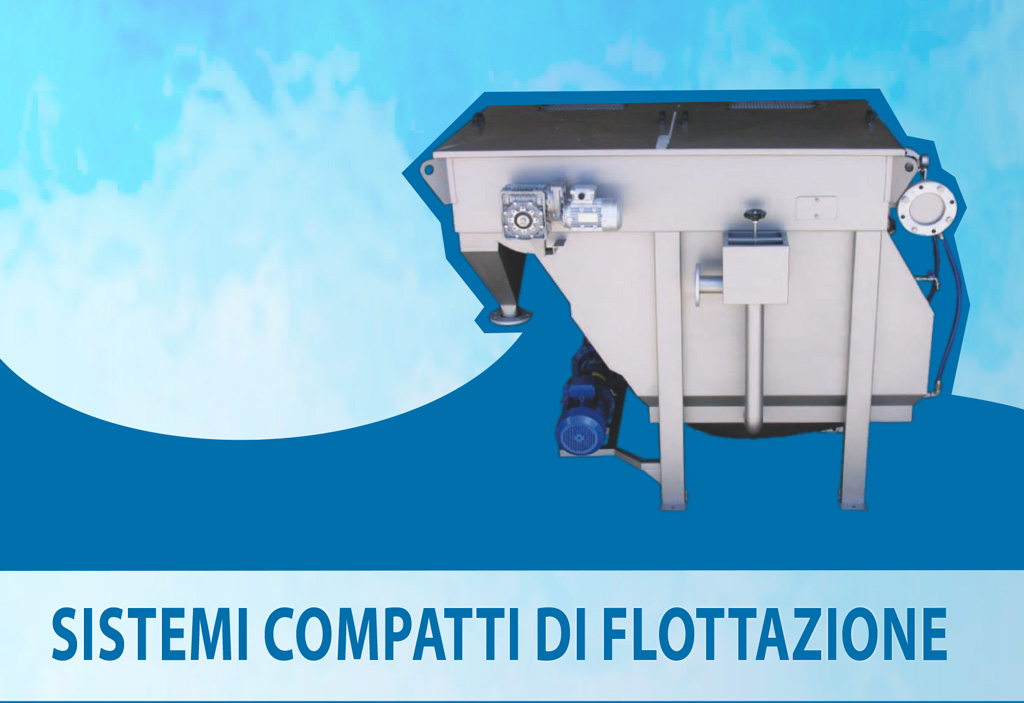 Impianti Flottatori | DEPURTECNICA