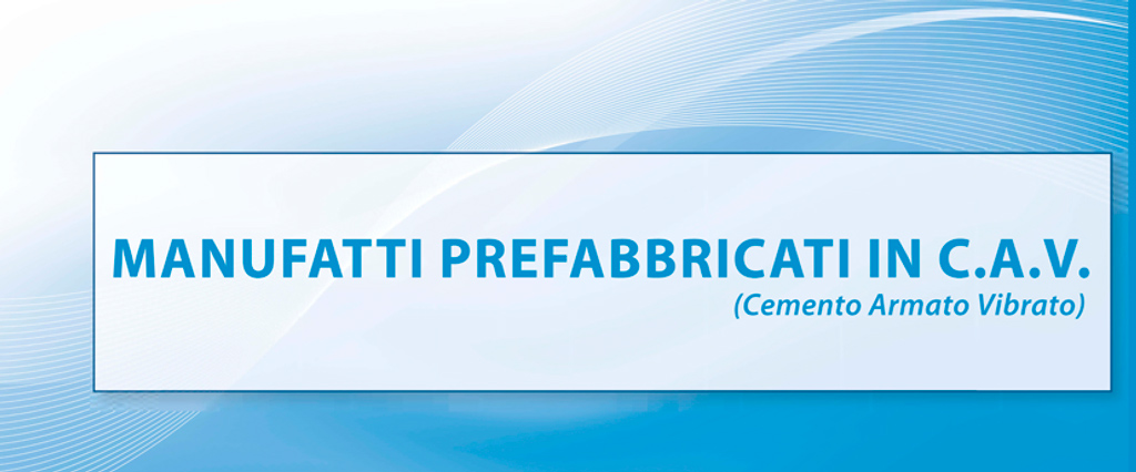 Prefabbricati C.A.V. | DEPURTECNICA