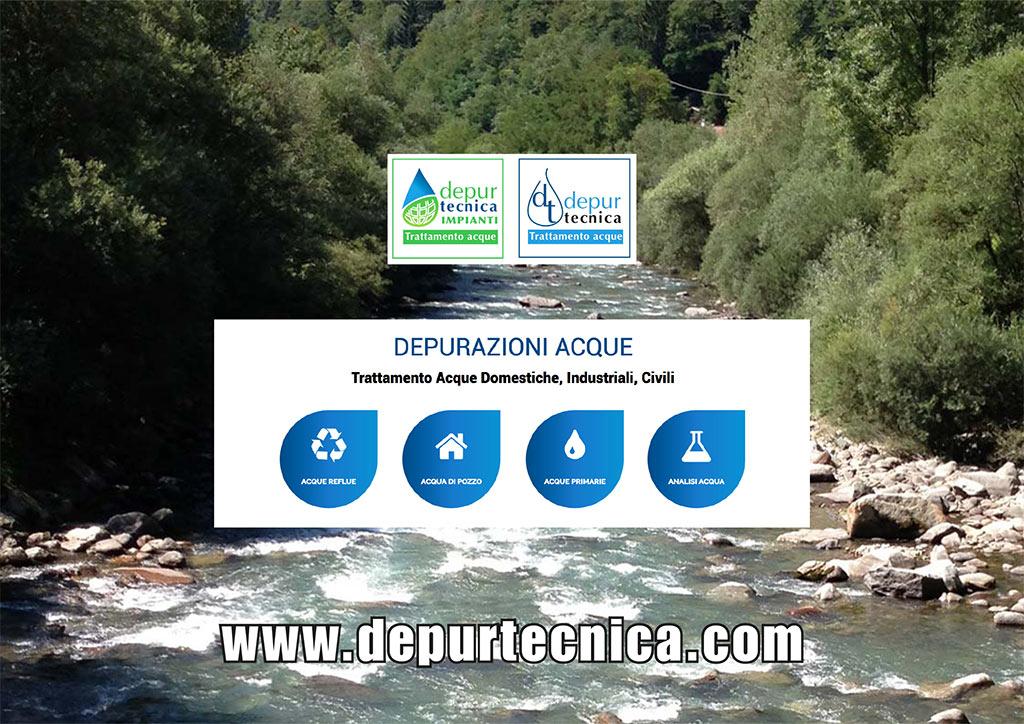 Brochure | DEPURTECNICA