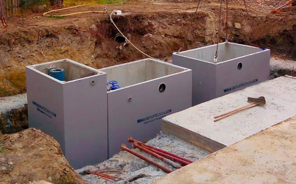 Installazione Impianto Trattamento Acque Prima Pioggia | DEPURTECNICA
