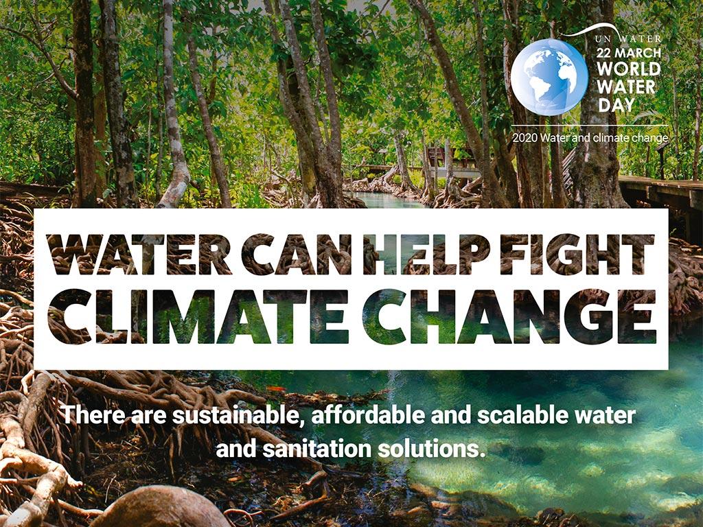 Giornata Mondiale dell'acqua | DEPURTECNICA